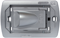 Immagine di PA252 - GRIGIO METALLIZZATO -  Presa Aspirante Completa NEW AIR - Bticino Living Light Air